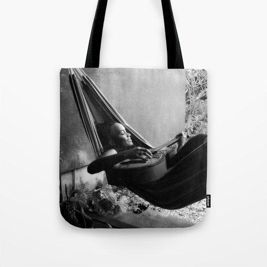 She is Tote Bag