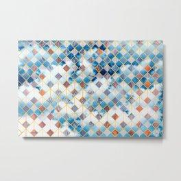 Geometric XXXXXIV Metal Print