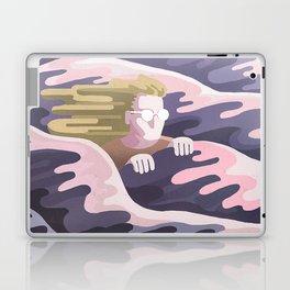 Dans la vague Laptop & iPad Skin