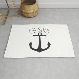 Oh Ship! Rug
