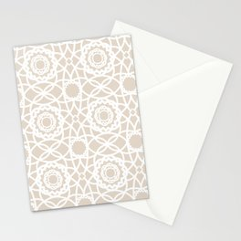 Palm Springs Macrame Lattice Lace Stationery Cards