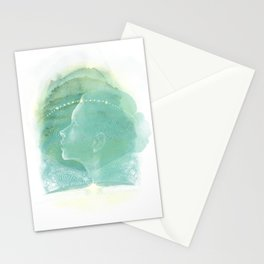 Dawn at New Grange Stationery Cards