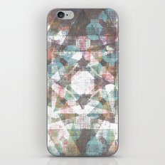 The moons and stars iPhone & iPod Skin