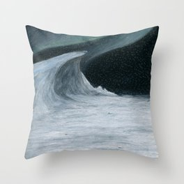 Vast Expanse Throw Pillow