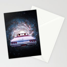 A Galactic Getaway Stationery Cards