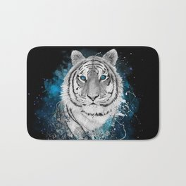 Tiger, don't stop...BE strong Bath Mat