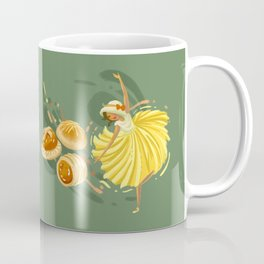 Pineapple Tart Coffee Mug