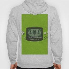 Gameboy Zelda Link Hoody