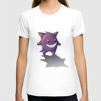 gengar T-shirts featuring Gengar by MaliceZ