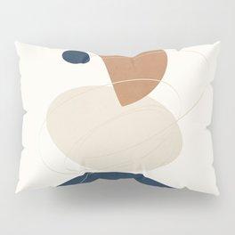Spiraling Geometry 3 Pillow Sham