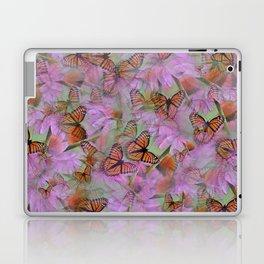Monarch Mania Laptop & iPad Skin