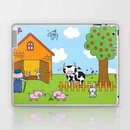 Farm Laptop & iPad Skin