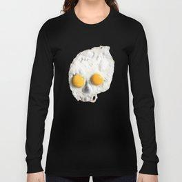 Egg Skull Long Sleeve T-shirt