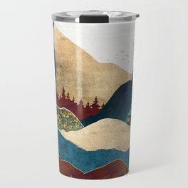 Malachite Mountains Travel Mug