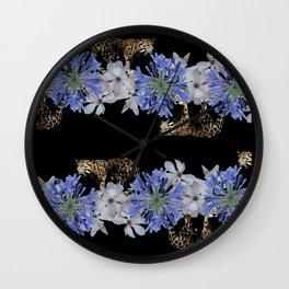 AGAPANTO TIGER Wall Clock