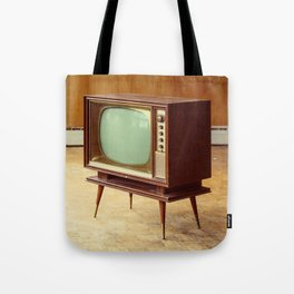 Vintage Viewing Tote Bag