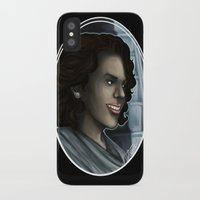 annie hall iPhone & iPod Cases featuring Annie. by LiseRichardson
