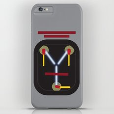 Back to the Future iPhone 6 Plus Slim Case