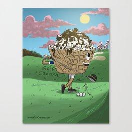 #24 Canvas Print