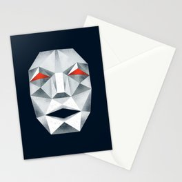 Star Fox Andross Lylat Lowpoly Laugher Stationery Cards