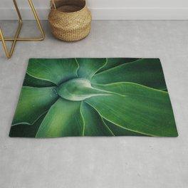Green Sun Rug