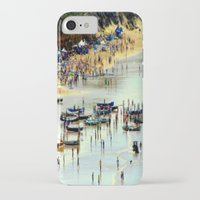 rowing iPhone & iPod Cases featuring Rowing Regatta by Chris' Landscape Images & Designs
