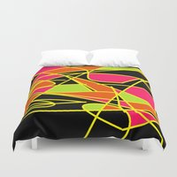 art deco Duvet Covers featuring DECO by ..........