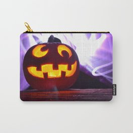 Jack O'lantern Carry-All Pouch