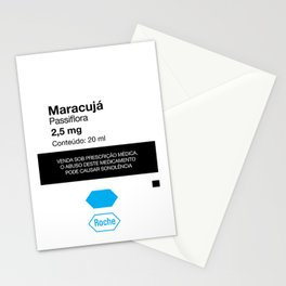 Kitchen Posters - Rivotril/Maracuja Stationery Cards
