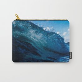 Crashing the Party Carry-All Pouch