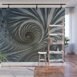 Fascinating Fractals Wall Mural