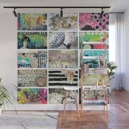 One by One Wall Mural