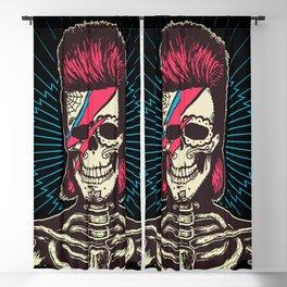 Ziggy Skulldust Blackout Curtain