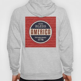 God Bless America Hoody
