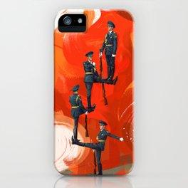 Guard iPhone Case