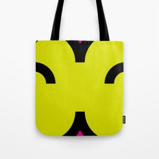 face 6 Tote Bag