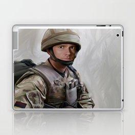 Captain John Watson Laptop & iPad Skin