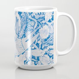 The Bird is Moving - Nude Coffee Mug