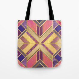 Geo Dream 02 Tote Bag