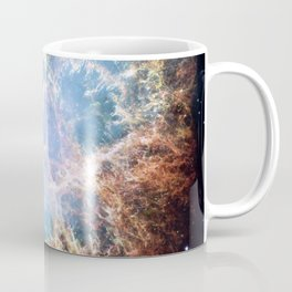 The Crab Nebula Coffee Mug