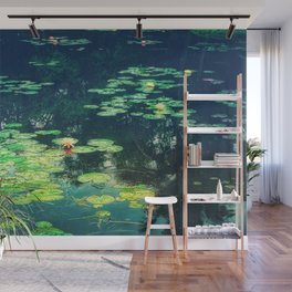 Lily Pond II Wall Mural