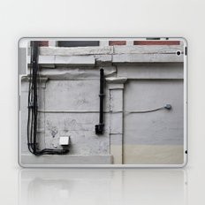 Cables on a Wall  Laptop & iPad Skin