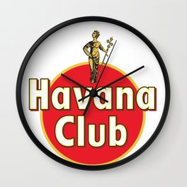 HAVANA CLUB 1 Wall Clock