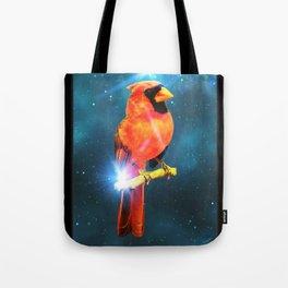 Cardinal Spirit Tote Bag