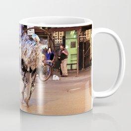 Performance Art on the Streets of Bucktown, Chicago 03 Coffee Mug