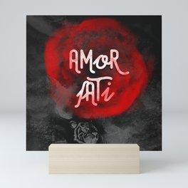 Amor Fati Mini Art Print