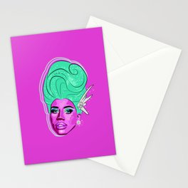QUEEN NAOMI SMALLS Stationery Cards