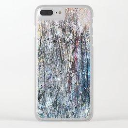 Interstellar Clear iPhone Case