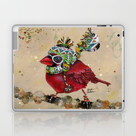 Cardinal Blaze 2 Laptop & iPad Skin