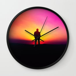Loner Wall Clock
